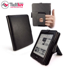 Tuff-Luv Embrace Plus Case for Kindle / Paperwhite / Touch  - Black