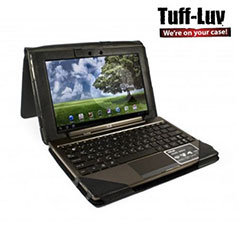 Tuff-Luv 'Veggie' Eee Pad Transformer Prime & Keyboard Case - Black
