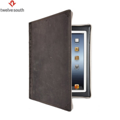 Twelve South BookBook Case and Stand for Apple iPad 4 / 3 / 2 - Brown