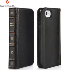 Twelve South BookBook Case for iPhone 5S / 5 - Black