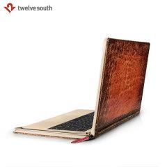 Twelve South BookBook MacBook Air 13 / Pro Leather Case - Light Brown