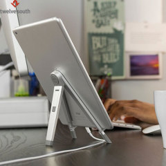 Twelve South Compass 2 iPad Portable Stand - Silver