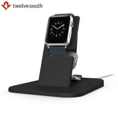 Twelve South HiRise Apple Watch Charging Stand - Black