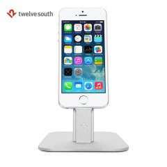 Twelve South HiRise for iPhone 6 / 6 Plus / 5S / 5C / 5 - Silver