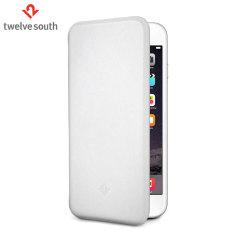 Twelve South SurfacePad iPhone 6S Plus / 6 Plus Leather Case - White