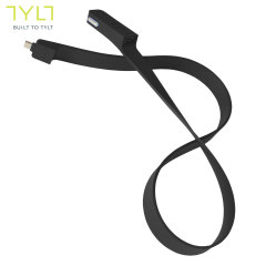 TYLT Band Non-Tangle 2.1A Micro USB Car Charger - Black