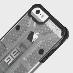 UAG iPhone SE Protective Case - Ice