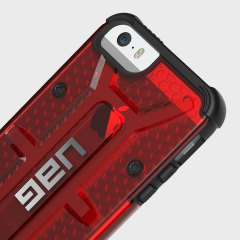 UAG iPhone SE Protective Case - Red