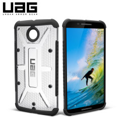 UAG Maverick Google Nexus 6 Protective Case - Clear