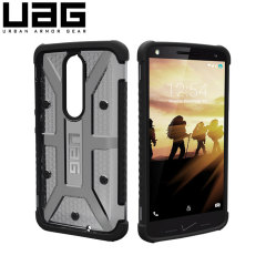 UAG Motorola Droid Turbo 2 Protective Case - Ash