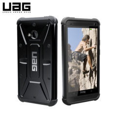 UAG Protective Case for HTC One 2013 - Scout - Black