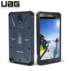 UAG Protective Case for Samsung Galaxy Note 3  - Aero - Blue