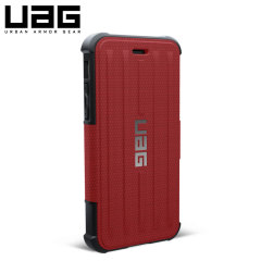 UAG Rogue Folio iPhone 6S Plus / 6 Plus Protective Wallet Case - Red