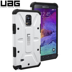 UAG Samsung Galaxy Note 4 Protective Case - Navigator - White