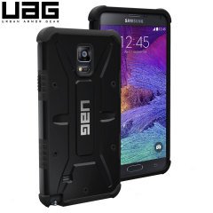 UAG Samsung Galaxy Note 4 Protective Case  - Scout - Black