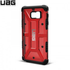 UAG Samsung Galaxy Note 5 Protective Case - Magma - Red