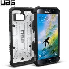 UAG Samsung Galaxy S6 Protective Case  - Maverick - Clear