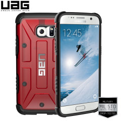 UAG Samsung Galaxy S7 Protective Case - Magma / Black