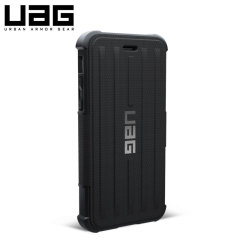 UAG Scout Folio iPhone 6 Plus Protective Wallet Case - Black