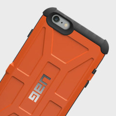UAG Trooper iPhone 6S Plus / 6 Plus Protective Wallet Case - Orange