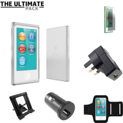 Ultimate iPod Nano 7G Accessory Pack