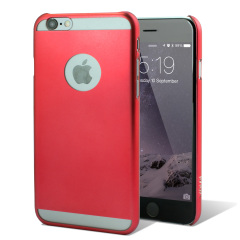 Elements Ultra Thin iPhone 6 Shell Case - Red