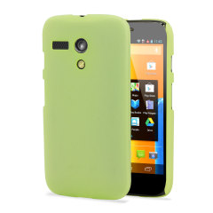 Ultra Thin Protective Case for Motorola Moto G - Green