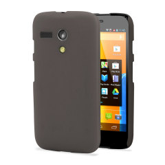 Ultra Thin Protective Case for Motorola Moto G - Smoke Grey