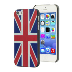Union Jack British Flag Design iPhone 5S / 5 Case