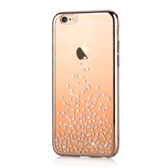 Unique Polka 360 iPhone 6S Plus / 6 Plus Case - Champagne Gold
