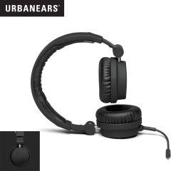 URBANEARS Zinken DJ Headphones with Handsfree - Black