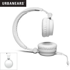 URBANEARS Zinken DJ Headphones with Handsfree - White