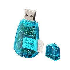 USB SIM Card Reader and Contact Manager