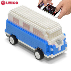 UTICO App-Controlled Camper Van for iOS and Android - Blue