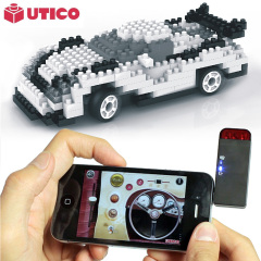 UTICO Build Your Own App-Controlled Sports Car for iOS and Android