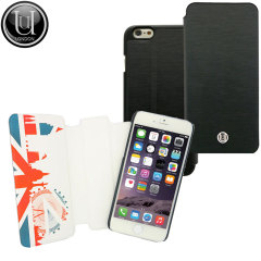 Uunique iPhone 6 Magnetic Folio Case - London Skyline Black