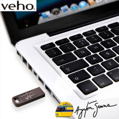 Veho Ayrton Senna Signature Collection USB 8GB Flash Drive