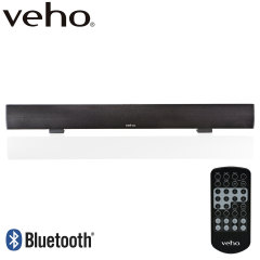 Veho Azuro Bluetooth Soundbar with Subwoofer