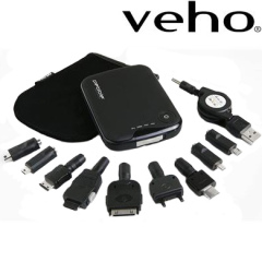 Veho Pebble XT 5000mAH Universal Portable Battery Pack Charger