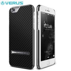 Verus Carbon Stick iPhone 6S / 6 Case  - Black