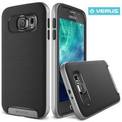 Verus Crucial Bumper Samsung Galaxy S6 Case - Silver