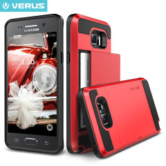 Verus Damda Slide Samsung Galaxy Note 5 Case - Crimson Red