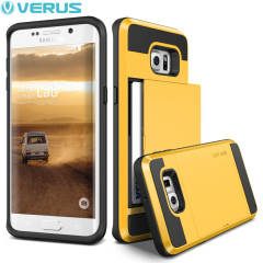 Verus Damda Slide Samsung Galaxy S6 Edge Plus Case - Special Yellow