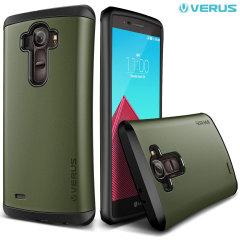 Verus Hard Drop LG G4 Case - Military Green