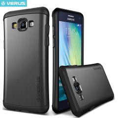 Verus Hard Drop Samsung Galaxy A7 2015 Case - Charcoal Black