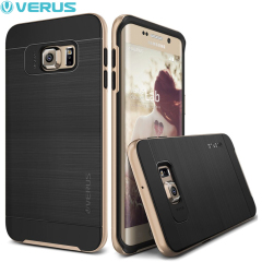 Verus High Pro Shield Samsung Galaxy S6 Edge Plus Case - Shine Gold