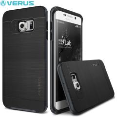Verus High Pro Shield Samsung Galaxy S6 Edge Plus Case - Steel Silver
