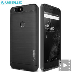 Verus High Pro Shield Series Nexus 6P Case - Steel Silver