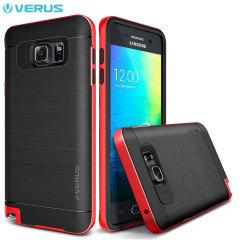 Verus High Pro Shield Series Samsung Galaxy Note 5 Case - Red