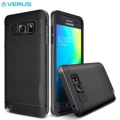 Verus High Pro Shield Series Samsung Galaxy Note 5 Case - Steel Silver